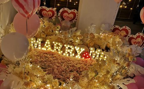 上海浪漫七夕求婚該準備什么禮物? 上海浪漫七夕求婚禮物介紹