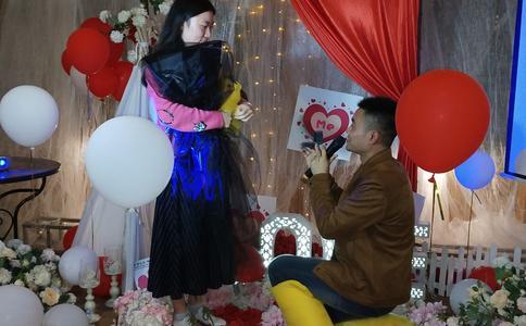 义乌简单实用求婚策划 平凡的浪漫最真实
