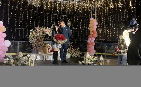 宜昌简单浪漫的求婚创意,让你的求婚与众不同