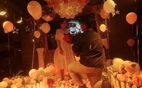 圣诞平安夜有仪式感的求婚表白方案