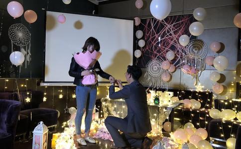 芜湖求婚策划带你看看那些特别求婚