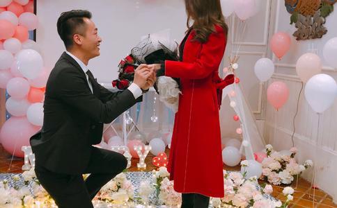 2015南昌浪漫求婚歌曲 你们的爱完美呈现