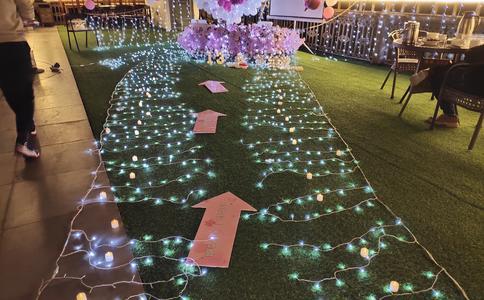 湘潭最浪漫的求婚创意 特别的爱给不一样的你