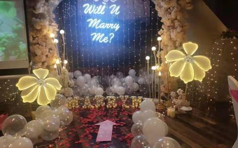 """东营咖啡厅创意微电影求婚 有种爱情叫做""""一见钟情"""""""
