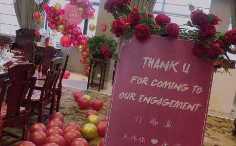 浪漫并不是电视剧里特有的场景 潍坊创意求婚放送