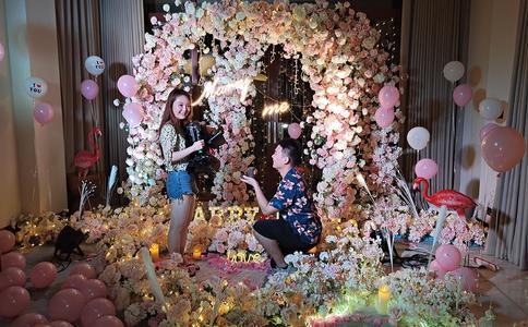 杭州最具创意的求婚  节假日求婚方式推荐
