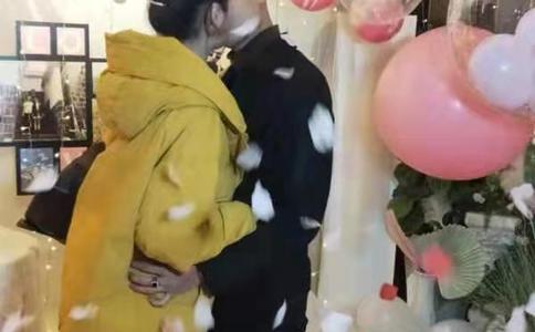 惠州焰火浪漫求婚――让我们一起跨越1314【惠州求婚】
