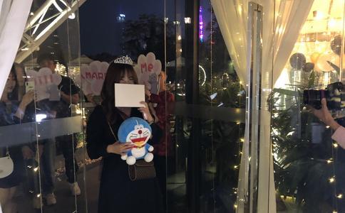 江门东湖公园浪漫求婚 婚姻的殿堂【江门求婚】