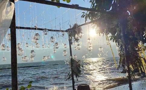 厦门海洋馆浪漫求婚 带给女友不一样的浪漫体验