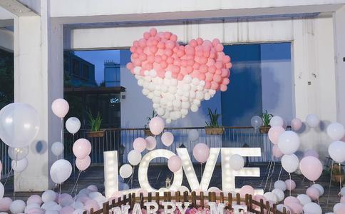 南昌最具新颖的求婚创意 让你们的爱长长久久