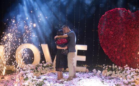 上海最刻骨铭心的求婚词 一生唯一所求
