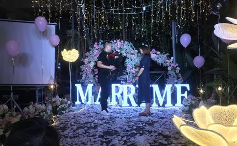肇庆商场求婚策划 给她一个与众不同的求婚仪式
