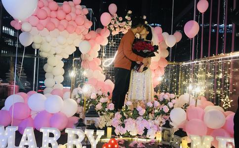 浪漫之都沈阳的求婚方式 不同场景不同韵味