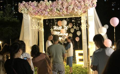 三亚求婚 最浪漫最有创意的求婚