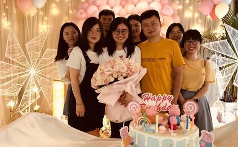 給好朋友的生日祝福應該怎么說