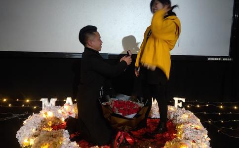 威海适合求婚的简单低调点的浪漫方式,求婚方式攻略提供