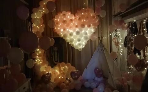 东营大学宿舍楼创意求婚,简单又浪漫的求婚创意