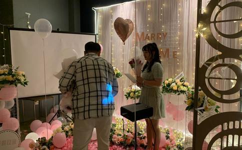 南京求婚创意策划 用真心换真情