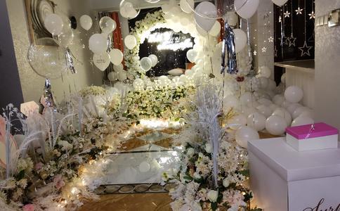 婚礼室内布置 室内婚礼布置技巧