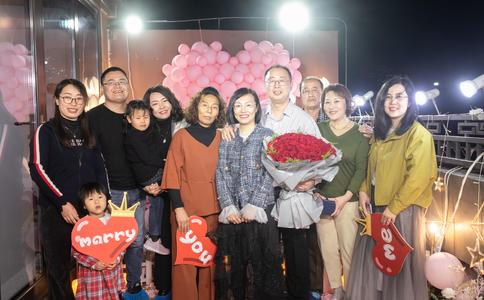 趣味十足的南京求婚方式 让您的求婚更具乐趣
