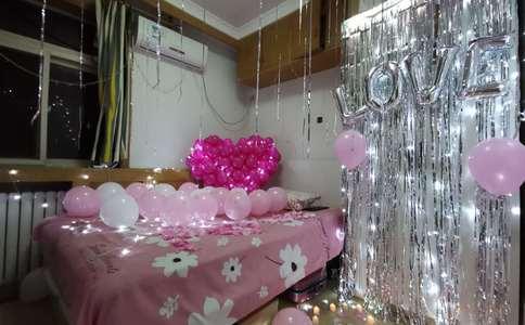 西安室内的浪漫求婚创意方式,推荐室内的求婚方式