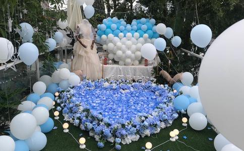 重庆市垫江县中心广场求婚视频  最美的求婚你值得拥有