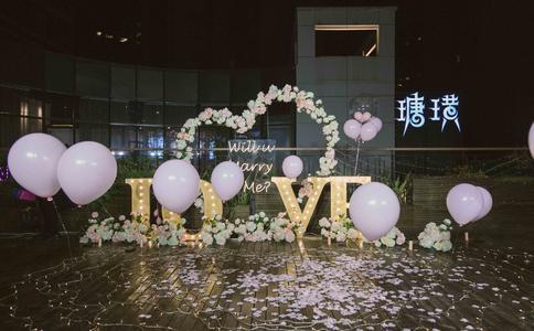 惠州浪漫求婚创意 给你们两人的情感留下一份难忘的回忆