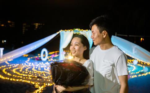 石家庄植物园浪漫求婚策划 感动整个公司的浪漫爱情