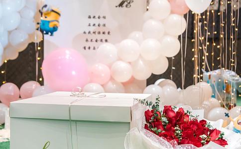 深圳生日求婚創意方案 浪漫酒店成功感動女友