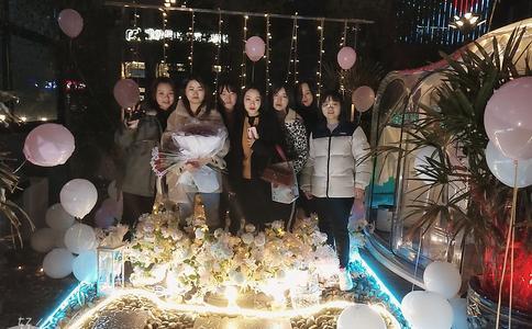 广州惊喜浪漫求婚图片,最齐全的浪漫求婚美图欣赏介绍