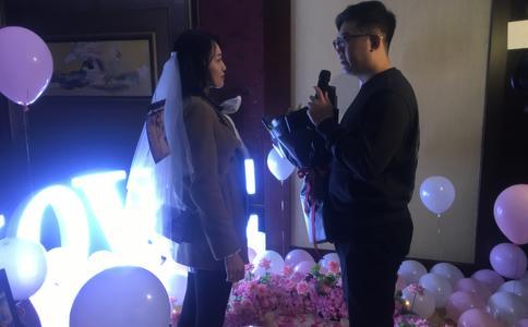 深圳浪漫指数爆表的求婚创意 许下一辈子的承诺