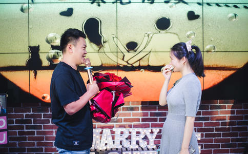 浪漫无处不在 2015东莞各种欢快的求婚歌曲