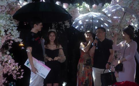 香港梦幻求婚之旅 给她不一样的浪漫求婚方式