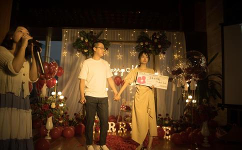 潍坊超感人浪漫求婚词 请你做我的小娘子