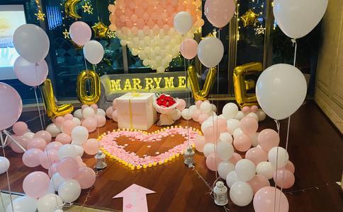 求婚要多少多玫瑰花?各色的玫瑰花有什么含意