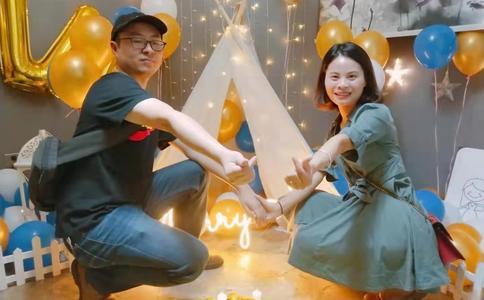 济南简单而又新颖的求婚创意 让你在甜蜜中享受浪漫的求婚