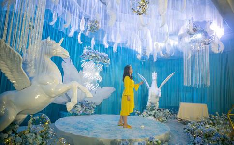 哈尔滨西餐厅求婚策划 别具特色的创意让她今生跟你走