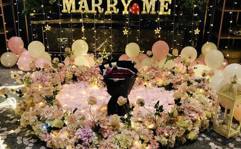 大连最浪漫的求婚创意 足以幸福一生