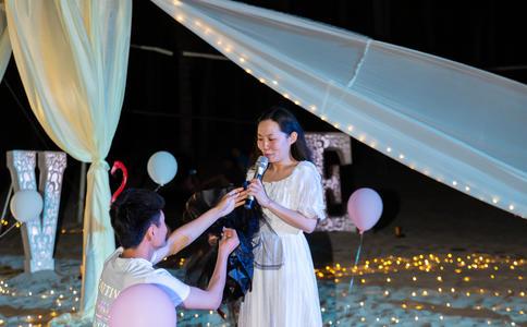 2016巴黎求婚创意大盘点 分分钟秒杀陈妍希夫妇