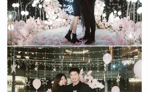 大连浪漫求婚方式集锦 特爱浪漫策划公司助力您的求婚