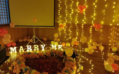 南昌广场传情示爱求婚方式 向她大声说出你的爱