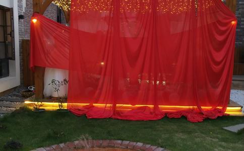 广州小伙用9999朵玫瑰做嫁衣 向女友求婚(图)