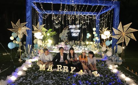 重庆七夕求婚有什么好的创意?