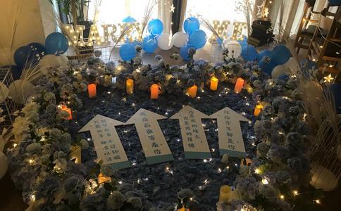 广州求婚房间布置图片大全,广州室内房间求婚布置图片