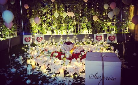婚礼鲜花布置的六大法则不可不知晓